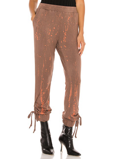 KENDALL + KYLIE Mineral Wash Sweatpant