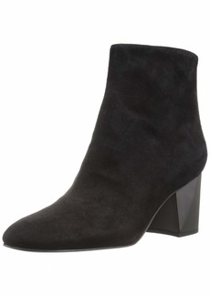 KENDALL + KYLIE Women's Hadlee Fashion Boot black suede  M US