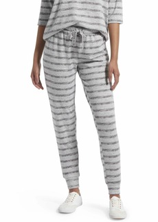 KENDALL + KYLIE Women's Striped Sleepwear Pajama Jogger  Extra Large