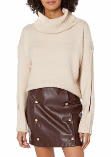 KENDALL + KYLIE Women's Turtle Neck Sweater