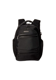 "Kenneth Cole 17"" TSA Checkpoint Friendly Laptop & Tablet USB Charging Port Business Backpack"