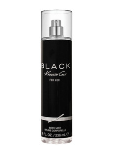 Kenneth Cole Black For Her Body Mist, 8 oz
