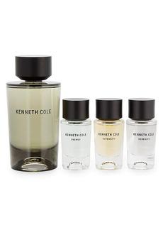 Kenneth Cole For Him, Energy, Intensity & Serenity Eau de Toilette 4-Piece Set