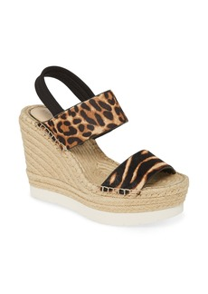 Kenneth Cole New York Olivia Espadrille Wedge Sandal (Women)