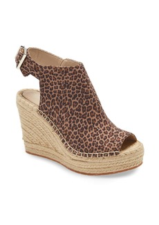 Kenneth Cole New York 'Olivia' Espadrille Wedge Sandal (Women)