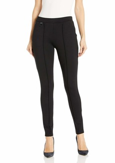 Kenneth Cole Women's Classic Seamed Legging  XS