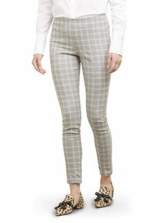 Kenneth Cole Women's Skinny Pants Deco Glen Plaid PE