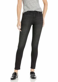 Kenneth Cole Women's Studded Jean Black Tuxedo wash
