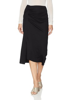 Kenneth Cole Women's Wrap Skirt  L