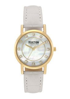 Kenneth Cole Women's Classic Crystal Strap Watch, 32.5mm