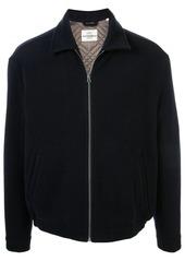 Kent & Curwen broadcloth bomber jacket