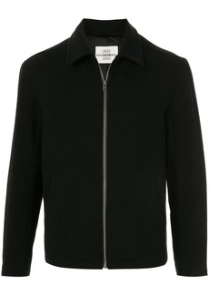Kent & Curwen broadcloth bomber jacket