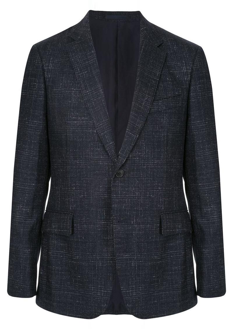 Kent & Curwen check pattern jacket