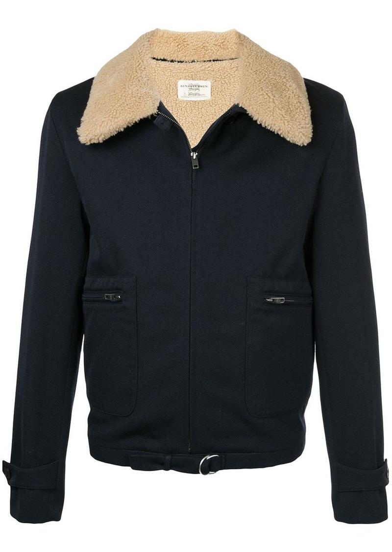 Kent & Curwen cutaway collar jacket