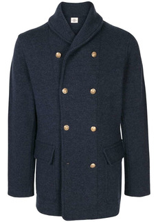 Kent & Curwen double-breasted wool coat