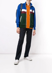 Kent & Curwen embroidered patch sport jacket