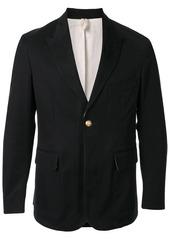 Kent & Curwen flap pocket jacket