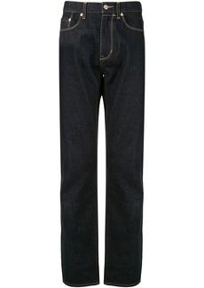 Kent & Curwen high-waisted straight leg jeans