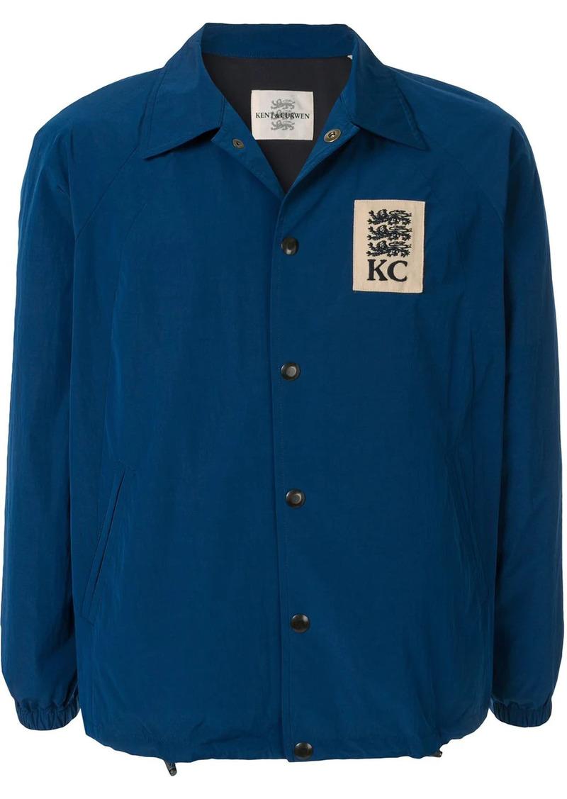 Kent & Curwen jersey lined jacket