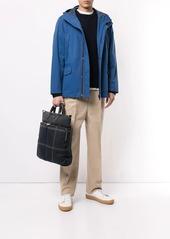 Kent & Curwen lightweight hooded jacket