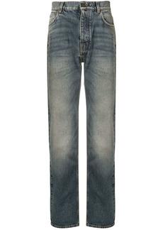 Kent & Curwen mid-rise straight leg jeans