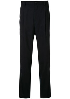 Kent & Curwen pleat detail tailored trousers