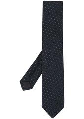 Kent & Curwen polka-dot silk tie