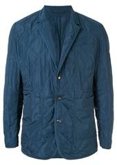Kent & Curwen quilted blazer jacket
