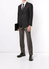 Kent & Curwen single-breasted fitted blazer