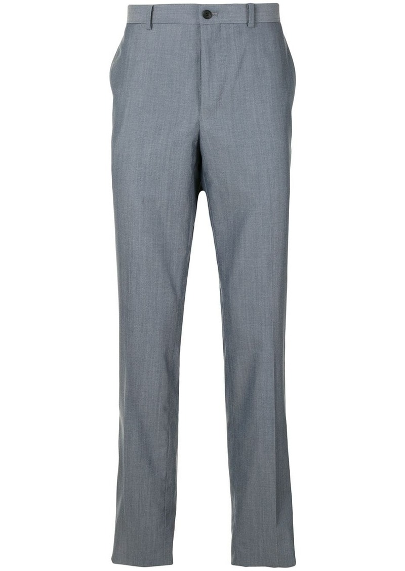 Kent & Curwen slim-fit tailored trousers