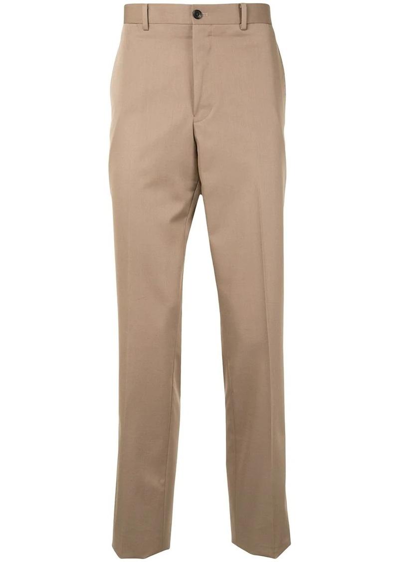 Kent & Curwen straight-leg chino trousers