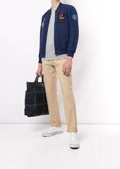 Kent & Curwen straight leg chino trousers