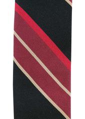 Kent & Curwen striped silk tie
