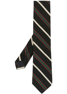 Kent & Curwen striped silk tie