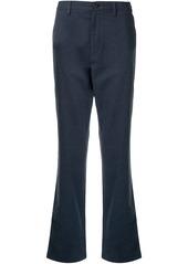 Kent & Curwen tapered leg trousers
