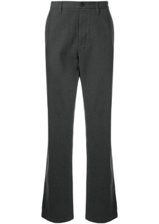Kent & Curwen tapered mid-rise trousers
