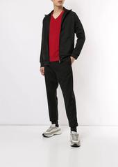 Kent & Curwen V-neck pullover