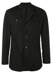 Kent & Curwen zip-pocket shirt jacket
