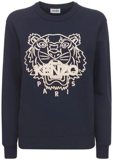 Kenzo Actua 2 Classic Tiger Cotton Sweatshirt
