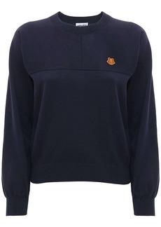 Kenzo Tiger Crest Cotton Sweatshirt