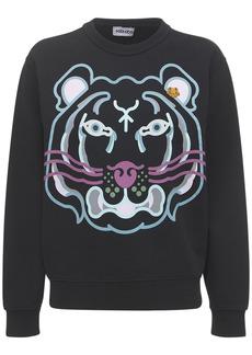 Kenzo Wwf Capsule Organic Cotton Sweatshirt