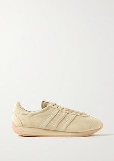 Khaite Adidas Originals Suede Sneakers