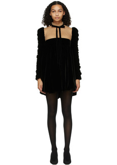 Khaite Black Ann Dress