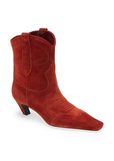 Women's Khaite Dallas Short Western Boot