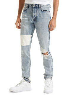 Ksubi Chitch Kustom Ripped Skinny Jeans