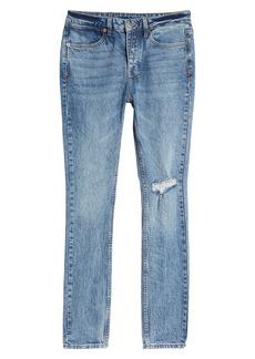 Ksubi Van Winkle Vibez Trashed Skinny Jeans