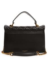 Kurt Geiger London Kensington Studded Handle Leather Bag