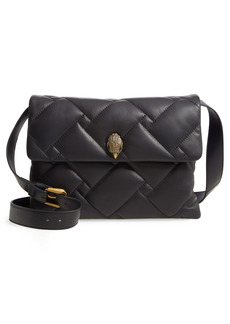 Kurt Geiger London Large Kensington Quilted Leather Shoulder Bag
