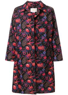 La Doublej a-line jacquard jacket