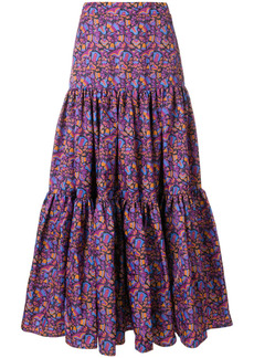 La Doublej Ball tiered skirt